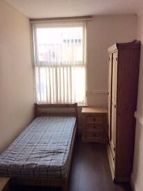 Single room available now- Furnished & Bills include, Liverpool 6 Kensington
