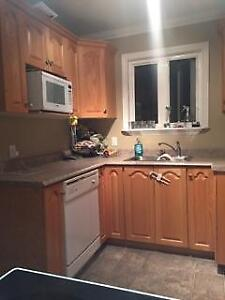 Spacious 3 Bedroom Apartment in GFW available June 1/2018