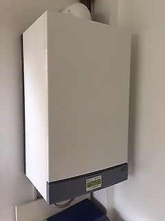 Potterton Promax Combi He Plus Central Heating Boiler In