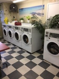 Laundromat/ Coin Laundry and Building for Sale