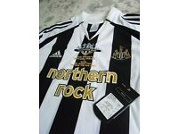 WANTED: Alan Shearer testimonial shirt