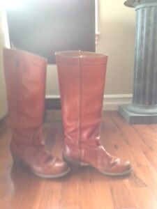 Ladies Cowboy Boots (High) - Dexter brand