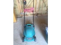 Bosch Rotak 320 electric lawnmower