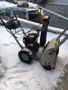 Snowblower for sale - 2 stage electric start