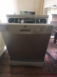 Zanussi Silver Dishwasher great condition £75 ono