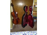 Boosey & Hawkes 400 Tchecz Full-Size Cello