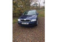 SKODA OCTAVIA 1.6 FSI AMBIENTE Petrol Hatchback 2007 - REDUCED FOR QUICK SALE