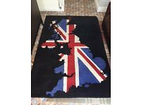Union Jack Rug for sale