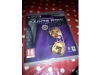 Saints Row 4 (IV): Commander in Chief Edition ~ PS3