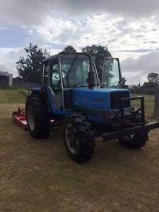 70 HP Tractor with Slasher - 4x4, AirCab, Low Hours Gympie Gympie Area Preview