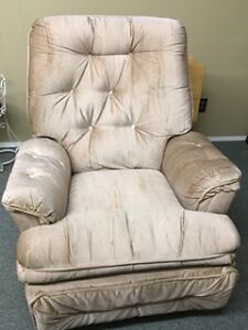 Rocker/Swival/Recliner Chair
