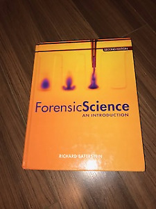 Forensic Science An Introduction Second Edition