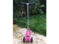 Maxi Micro Scooter - excellent condition