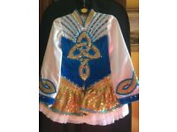 Stunning Irish dancing dress