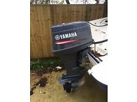 Yamaha 90HP Outboard (2 stroke) 12 months old (with 17foot Fletcher boat)