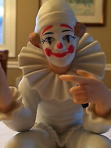Final Touches - Carnival of Clowns by Royal Doulton