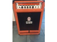 Orange Amplification's BT500C Terror Bass Combo Amp