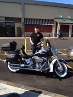 2012 Harley Davidson Softail Deluxe - Loaded with Extra's