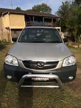 2005 Mazda Tribute Wagon Varsity Lakes Gold Coast South Preview