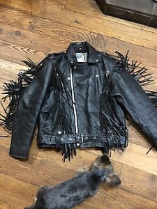 Ladies Indian Motorcycle leather Jacket
