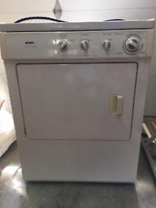 Dryer - solid good used dryer