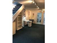 Large 2 bed room rental for beauty/ other therapies & Nail Bar