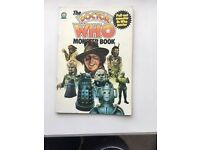 DR WHO MONSTER BOOK 1975