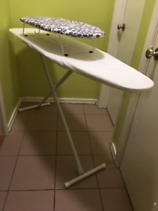 IRONING BOARDS/ CLOTHES RACK/ LAUNDRY HAMPER All in VERY GOOD co