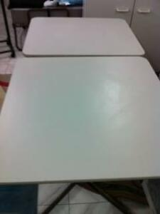 1 Light Grey Table with Black Steel Legs Matraville Eastern Suburbs Preview
