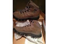 Hi Tec Womens walking boots size 7