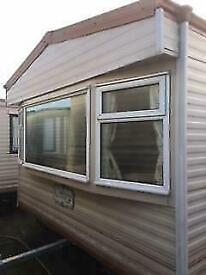 Static caravans to rent, council and private applicants welcomed