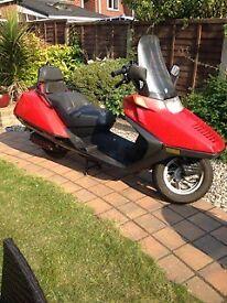 Honda CN 250cc . scooter/motorbike
