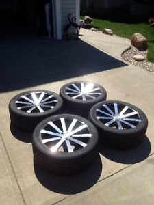Awesome Velocity Wheels for Chrysler with HAIDA Racing