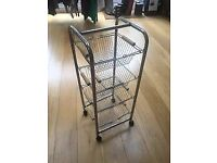 Small Rolling Kitchen Trolley / Cart