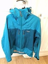 Women's Rab Stretch Neo Jacket - Waterproof Winter Coat - Size 16 **REDUCED PRICE**