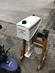4.5 hp outboard