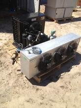 Cool room 2hp condenser and evaporator- excellent condition Doubleview Stirling Area Preview