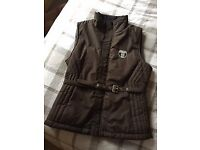 Brown Body Warmer – Size S