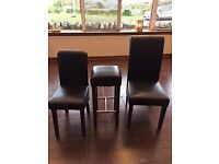 Ex Restaurant Dining Chairs and Bar Stools For Sale