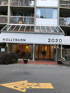 Two Bedroom Apartments in Hollyburn Building for Rent(Woodcraft)