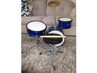Drum Kit Stagg TIM JR 3/12 BL Junior 3 Piece - Blue