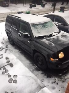 2009 Jeep Patriot SUV, Winter & All Season Tires Incl, low kms!