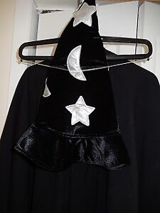 Costume  - Wizard/witch - fits size m to xl