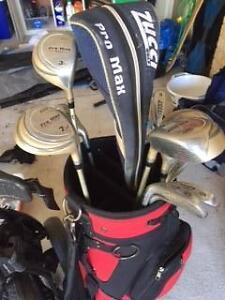 Golf bag,clubs & cart Quinns Rocks Wanneroo Area Preview