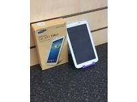 SAMSUNG GALAXY TAB 3 TABLET(ONLY £65.00)