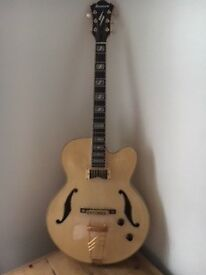 Ibanez Pat Metheny signature hollow body Jazz guitar in mint condition