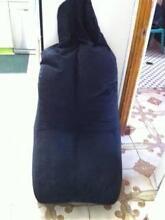 1 Big Dark Brown Full Seat Bean Bag Matraville Eastern Suburbs Preview