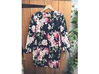Hobbs 'Rita Rose' dress coat, size 14 (Now £60)