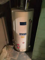 Conventional Gas Water Heater