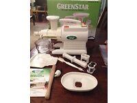 Green Star Juicer GS2000